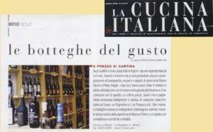 Recensione La Cucina Italiana